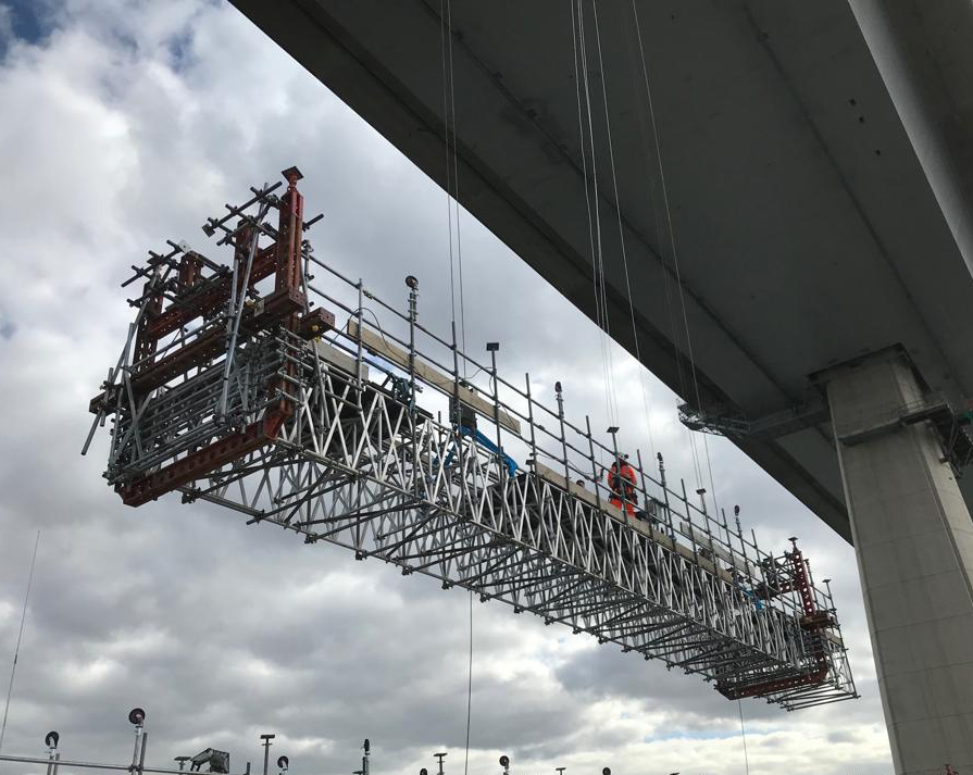 FCBC Monorail Alignment Platforms